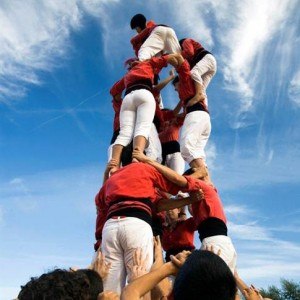 New models of delivery  in public services Castellers